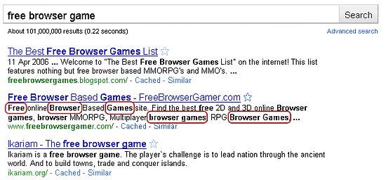 free-browser-games-serp