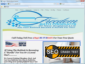 SEO Crash-Test 55