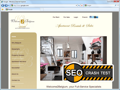 SEO Crash-Test 57