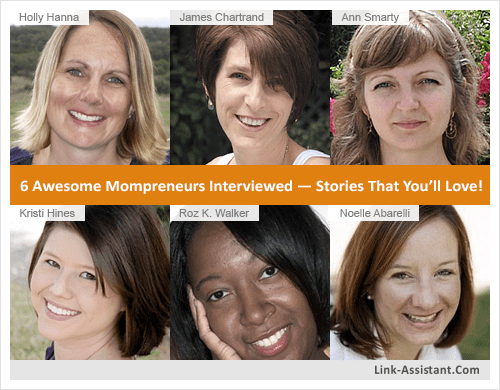 Mompreneurs Interview