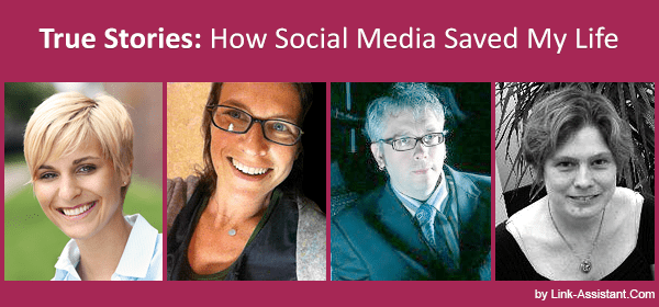 4 people share their social media experience