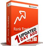Rank Tracker traccia la posizione delle parole chiave nei motori di ricerca