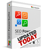 SEO PowerSuite Professional License discounted
