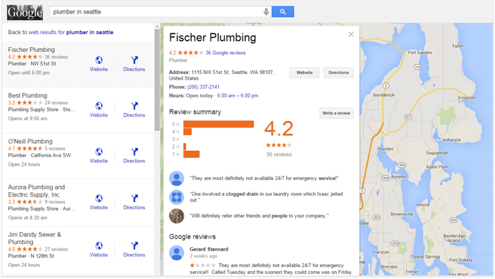 Google's new Local 3-Packs - here's how they affect you