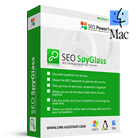 SEO SpyGlass for Mac OS X